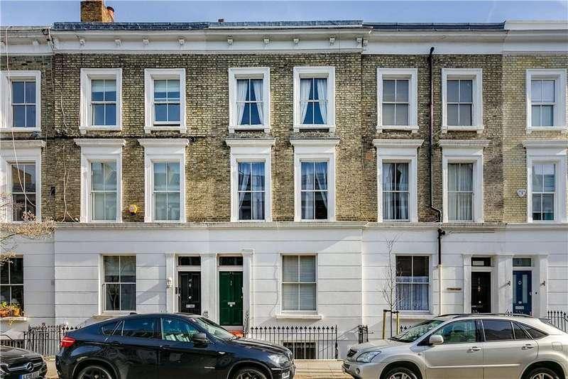 2 Bedrooms Flat for sale in Ifield Road, Chelsea, London, SW10