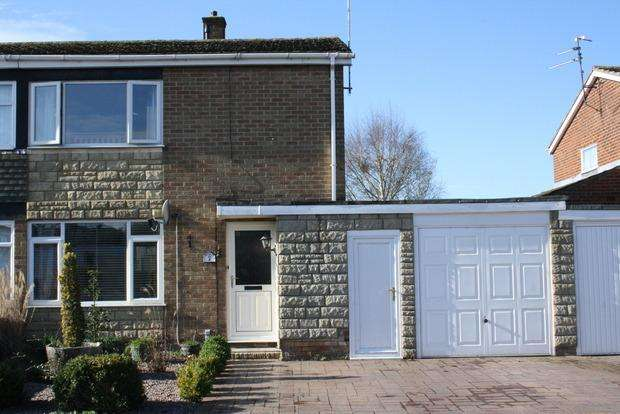 3 Bedrooms Semi Detached House for sale in Ellingham Avenue, March, PE15