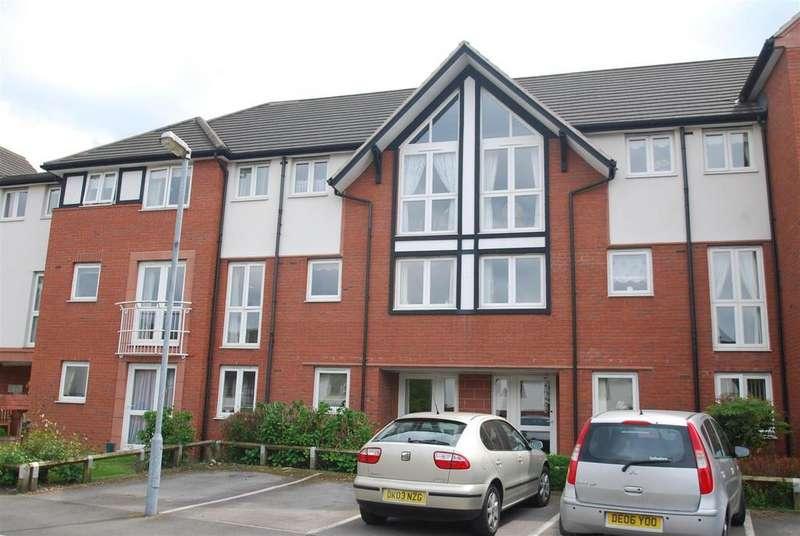 1 Bedroom Flat for sale in Ashley Court, Chapelfields, Frodsham