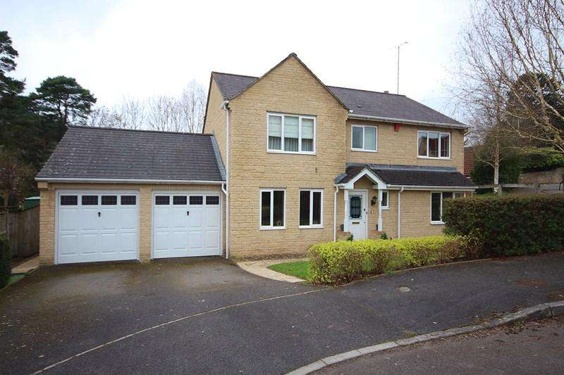 4 Bedrooms Detached House for sale in The Heritage, Camerton, Bath