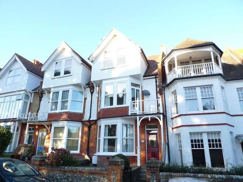 4 Bedrooms Terraced House for sale in Vicarage Road, Eastbourne, BN20