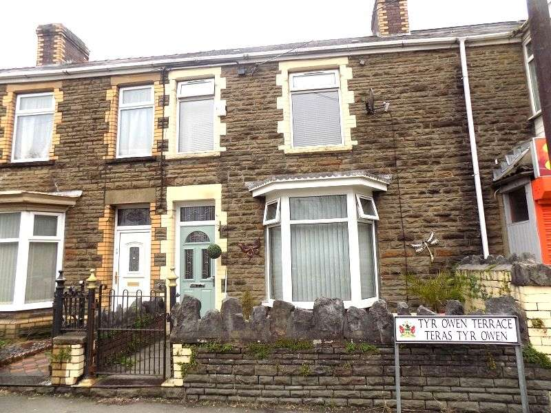 3 Bedrooms Terraced House for sale in Ty R Owen Terrace, Cwmavon, Port Talbot, Neath Port Talbot. SA12 9BG