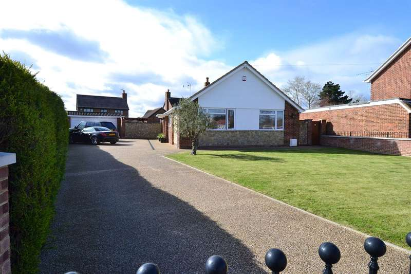 3 Bedrooms Detached Bungalow for sale in Share and Coulter Road, Chestfield, Whitstable