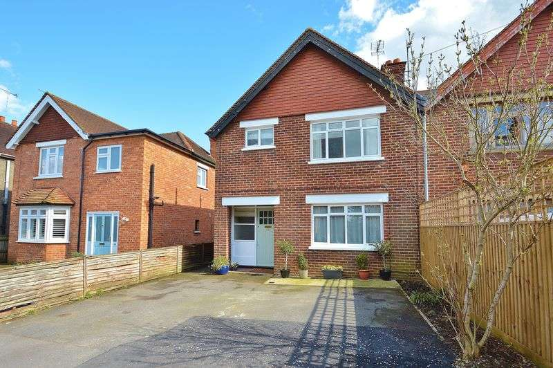 3 Bedrooms Semi Detached House for sale in Queens Road, Thame