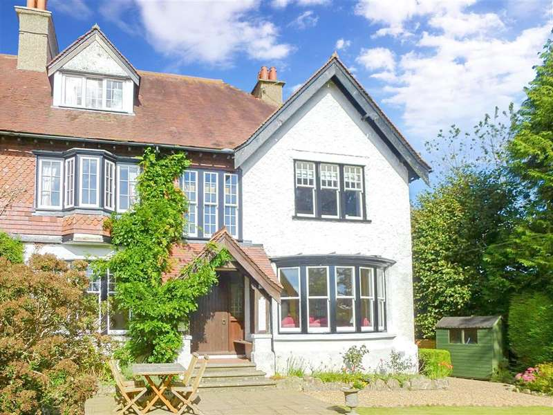 6 Bedrooms Unique Property for sale in Crowborough Hill, Crowborough, East Sussex
