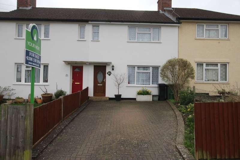 2 Bedrooms Property for sale in Ebbisham Road, Epsom, KT18