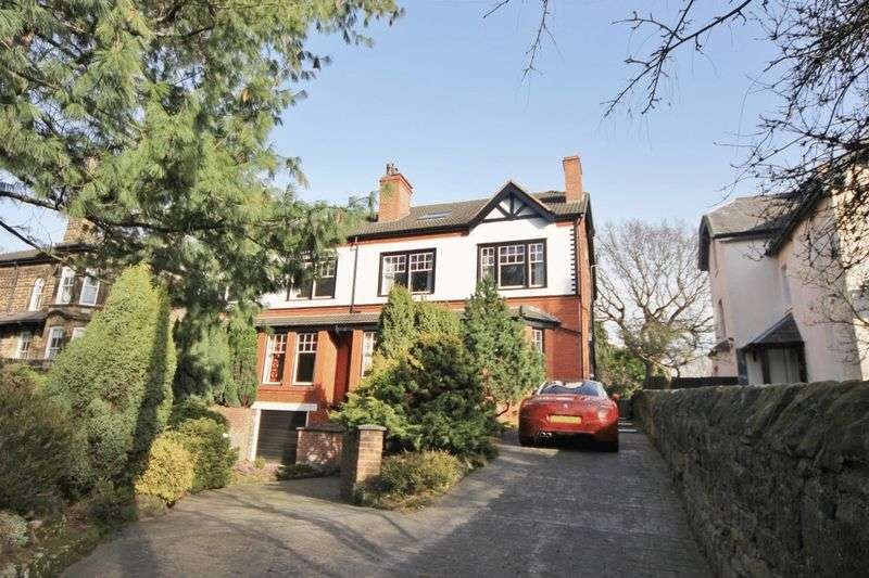 7 Bedrooms Semi Detached House for sale in Storeton Road, Oxton