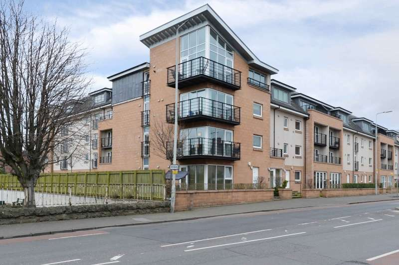 3 Bedrooms Flat for sale in Appin Place, Slateford, Edinburgh, EH14 1PW