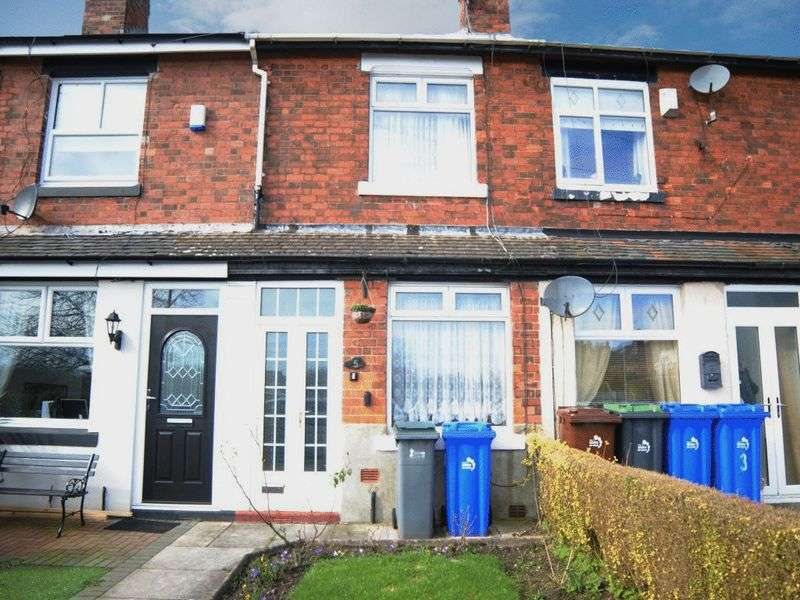 2 Bedrooms Terraced House for sale in Station View, Meir, Stoke-On-Trent, ST3 6DE