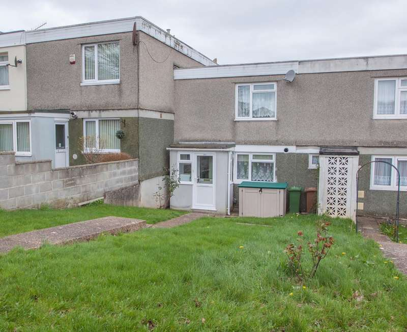 3 Bedrooms Terraced House for sale in Ringmore Way, Plymouth