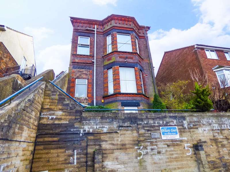 Studio Flat for sale in Hilary Court, Luton