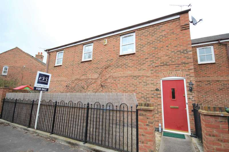 1 Bedroom Flat for sale in Brimmers Way, Fairford Leys