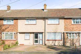 3 Bedrooms Terraced House for sale in Codrington Gardens, Gravesend, Kent