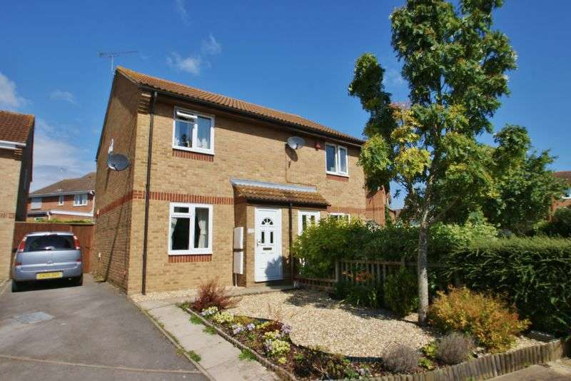 2 Bedrooms Semi Detached House for sale in Kibblewhite Close, Purton, Wiltshire