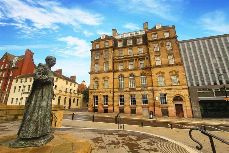 2 Bedrooms Flat for sale in Bewick Street, Newcastle Upon Tyne