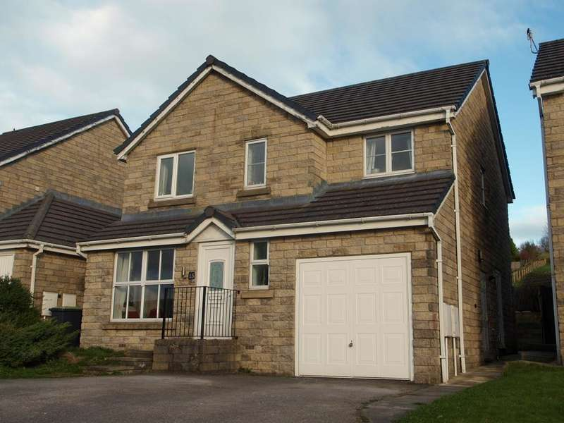 4 Bedrooms Detached House for sale in Homestead Way, Chapel-en-le-Frith, High Peak, Derbyshire, SK23 0DA