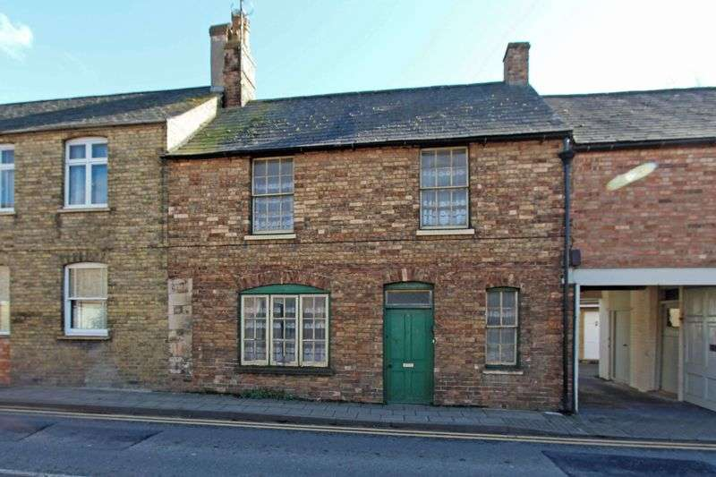 3 Bedrooms Terraced House for sale in Wharf Road, Stamford