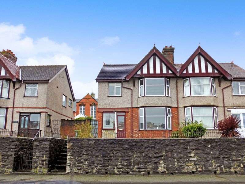 5 Bedrooms Semi Detached House for sale in Bangor