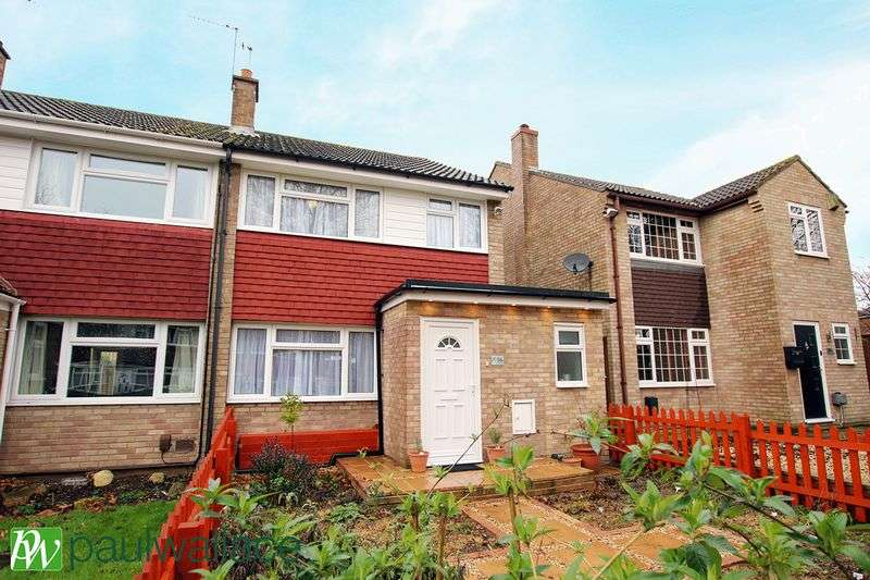 3 Bedrooms Terraced House for sale in Perrysfield Road, Cheshunt