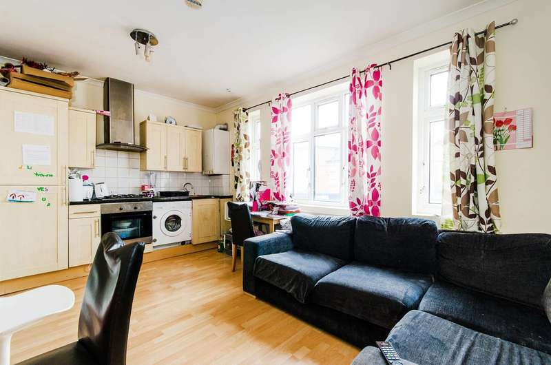 1 Bedroom Flat for sale in Greenford Road, Harrow, HA1