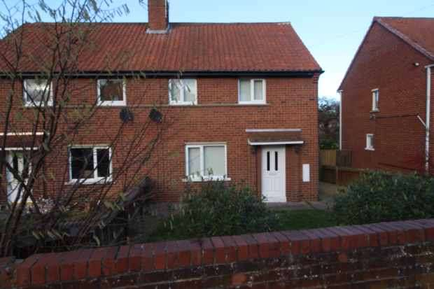 3 Bedrooms Semi Detached House for sale in Postern Crescent, Morpeth, Northumberland, NE61 2JN
