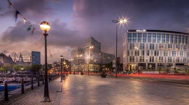 1 Bedroom Property for sale in Below Market Value Apartments, Liverpool, L3 6DL