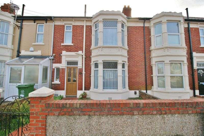 3 Bedrooms Terraced House for sale in Langstone Road, Portsmouth
