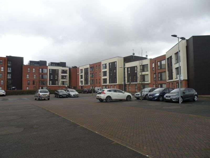 1 Bedroom Flat for sale in Monticello Way, Bannerbrook Park, Coventry, CV4 9WN