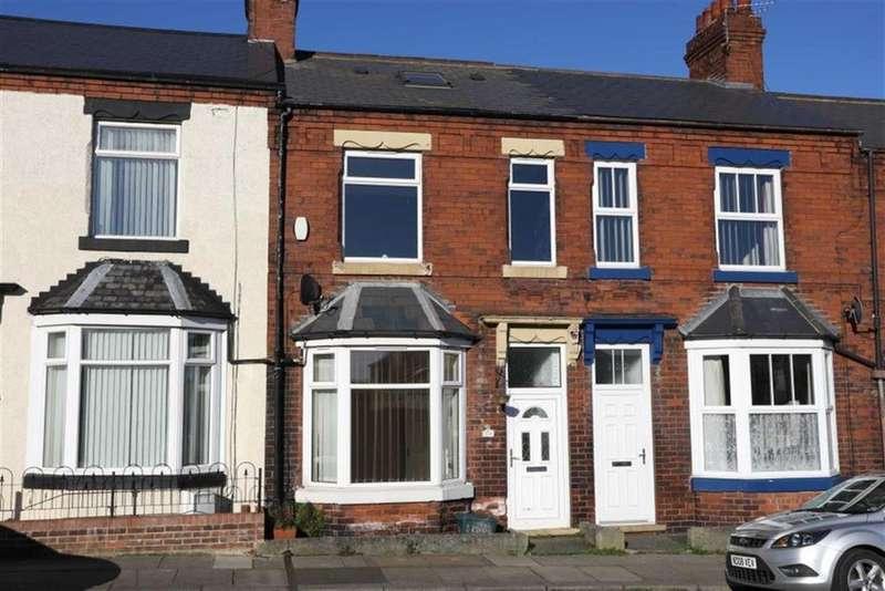 3 Bedrooms Terraced House for sale in Westmoreland Street, Darlington