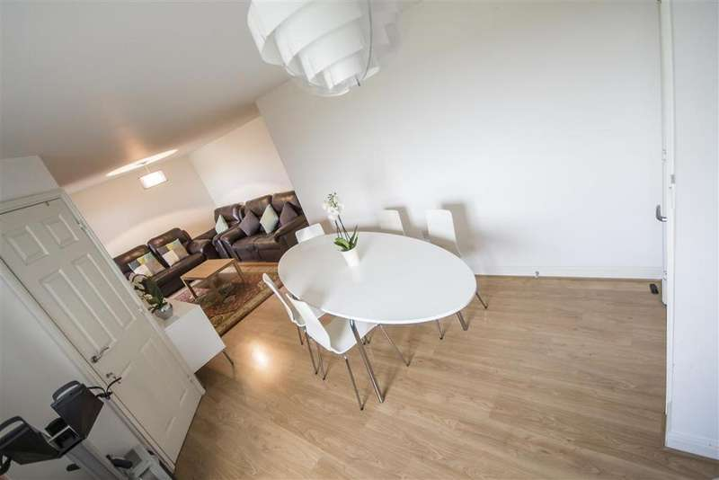 3 Bedrooms Apartment Flat for sale in 39 Knightsbridge Court, Gosforth, Newcastle upon Tyne NE3