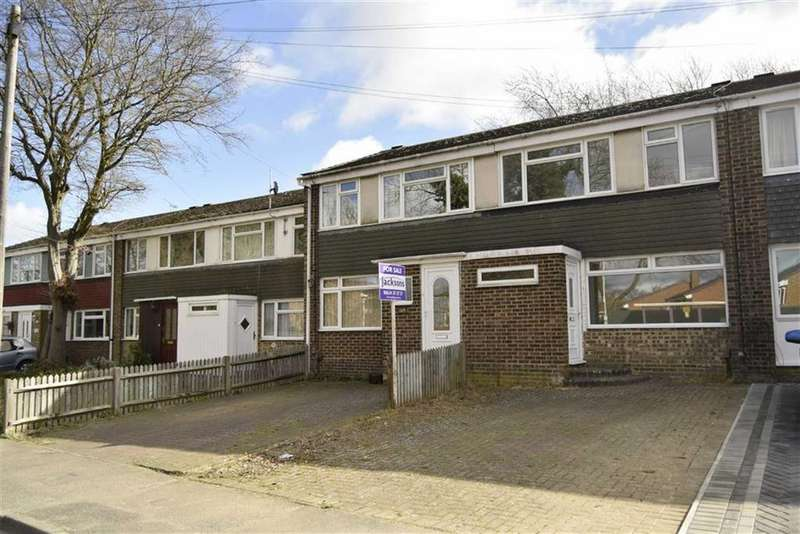 3 Bedrooms Terraced House for sale in Mierscourt Road, Rainham, Kent, ME8