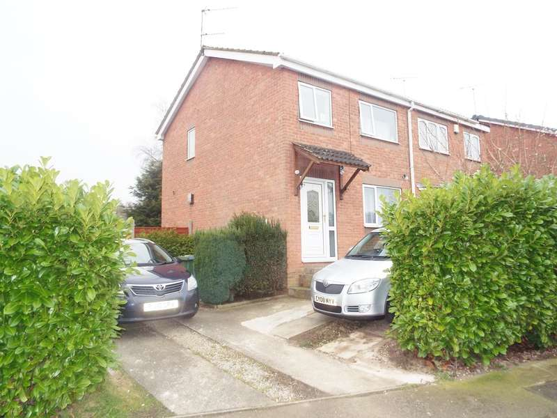 3 Bedrooms Semi Detached House for sale in St Annes Drive, Worksop, Nottingham
