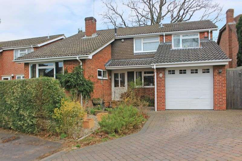 4 Bedrooms Detached House for sale in Rownhams