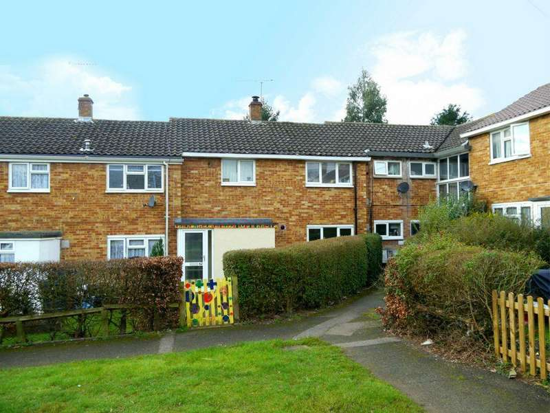 3 Bedrooms Terraced House for sale in Ashdown, Stevenage, SG2