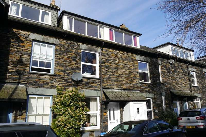 3 Bedrooms Terraced House for sale in Fell Cottage, 12 Compston Street, Ambleside, LA22 9DP