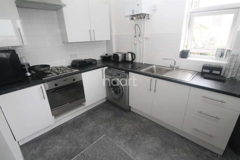 1 Bedroom Flat for sale in Sutherland Road, North Road East