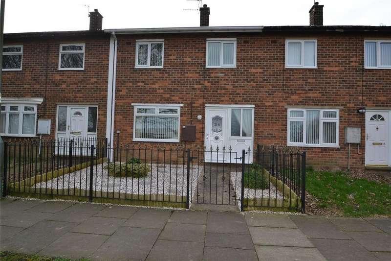 2 Bedrooms Terraced House for sale in Kent Walk, Peterlee, Co.Durham, SR8