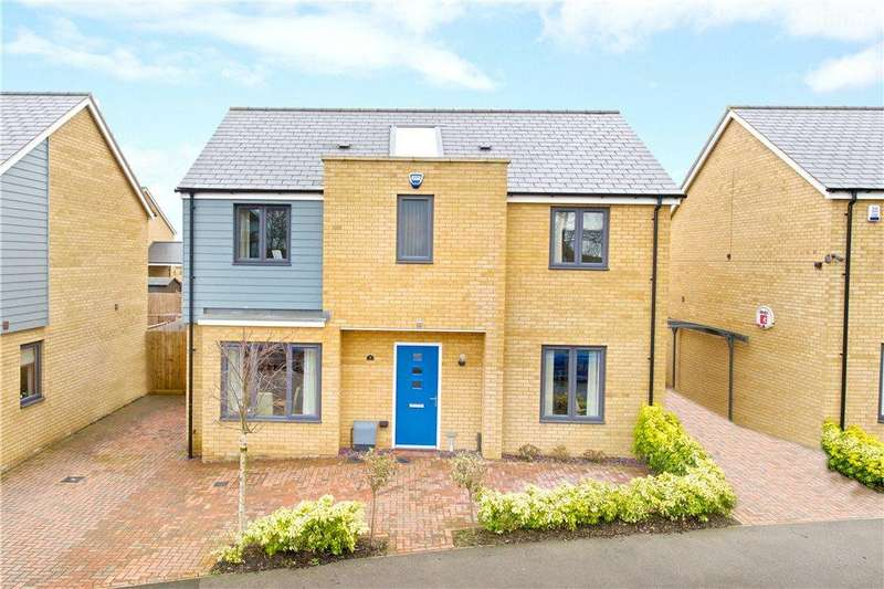4 Bedrooms Detached House for sale in Twiselton Heath, Wolverton, Milton Keynes, Buckinghamshire