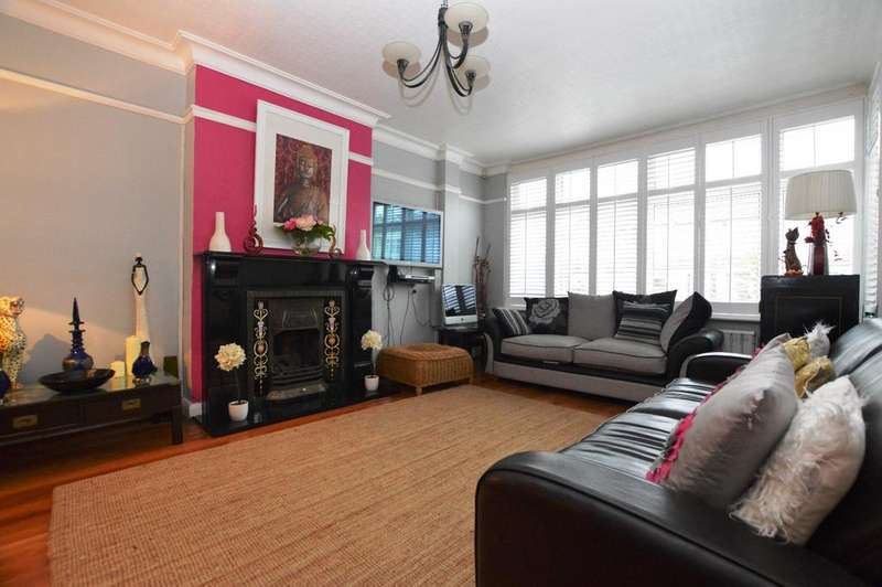 3 Bedrooms End Of Terrace House for sale in Whitehorse Lane London SE25