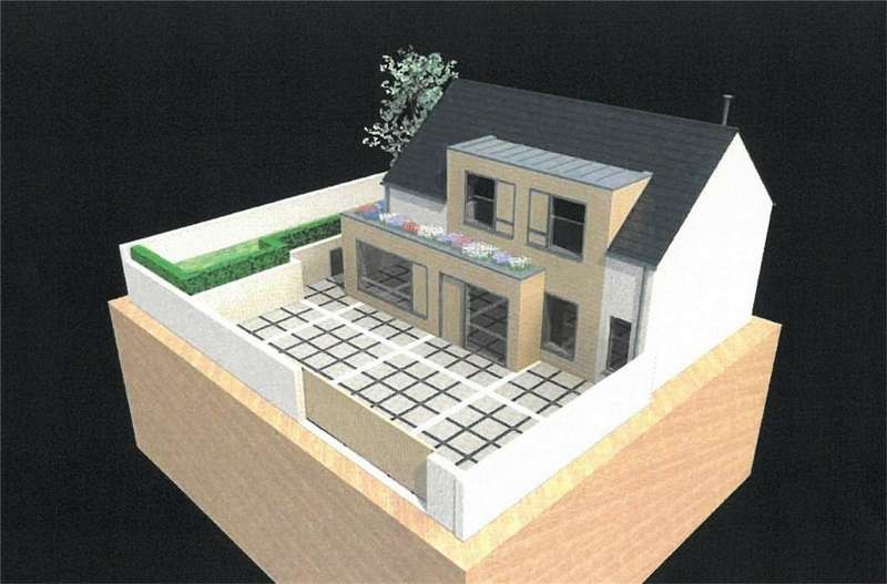 Land Commercial for sale in Rear of 48 Kenilworth Road, ST LEONARDS-ON-SEA, East Sussex