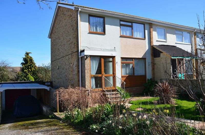 3 Bedrooms Terraced House for sale in STONEACRE CLOSE BRIXHAM