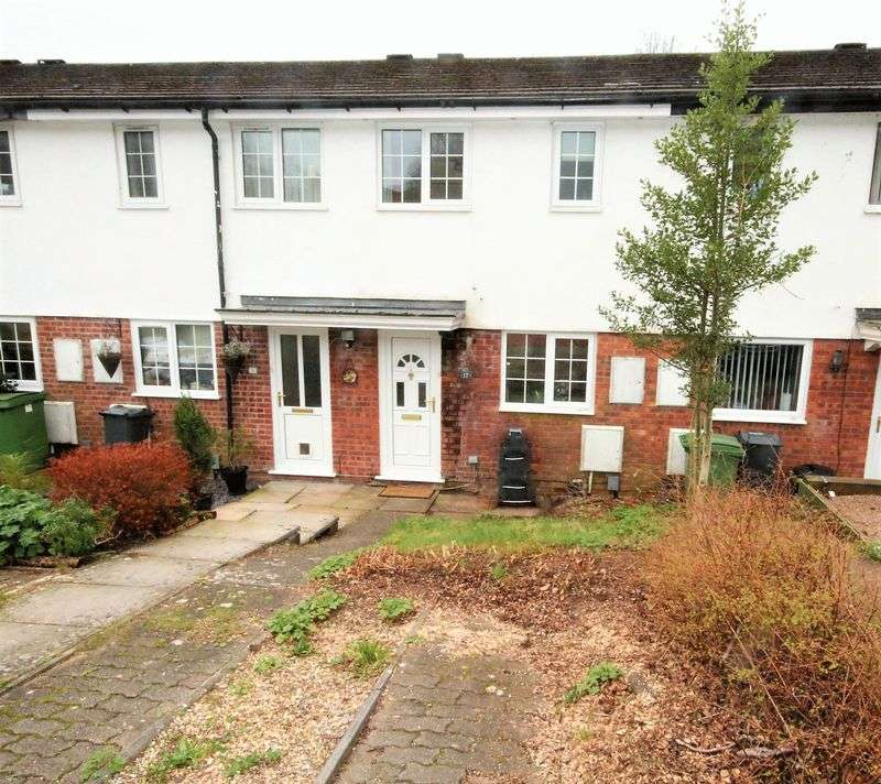 2 Bedrooms Terraced House for sale in Ashdene Close, Fairwater