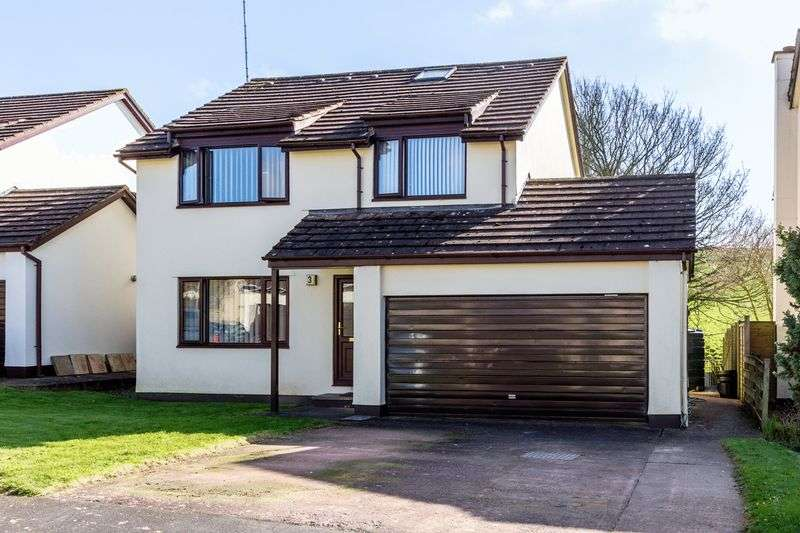 5 Bedrooms Detached House for sale in Drakes Meadow, Cheriton Fitzpaine