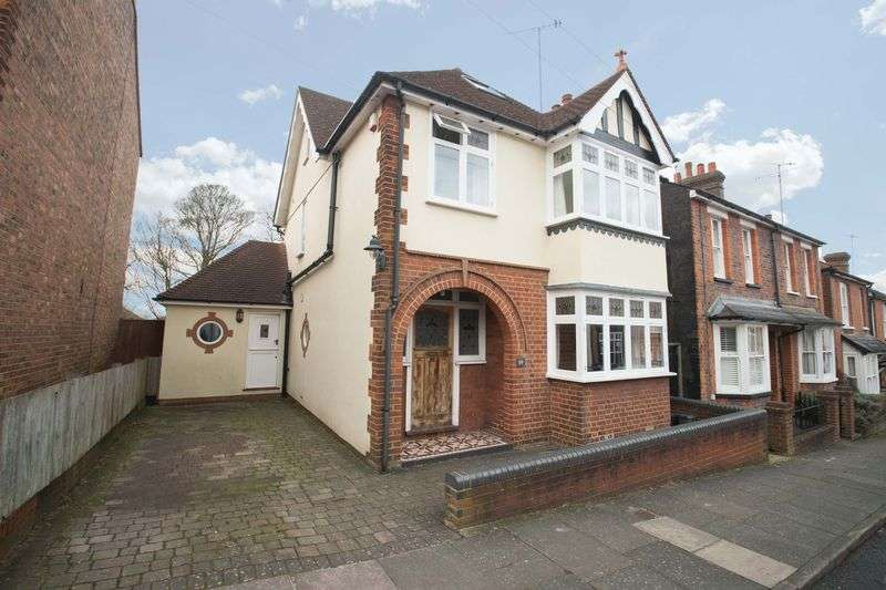 4 Bedrooms Detached House for sale in 89-91 Dalton Street, St. Albans