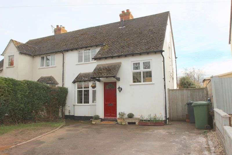 2 Bedrooms Semi Detached House for sale in Alcester Road, Stratford-Upon-Avon