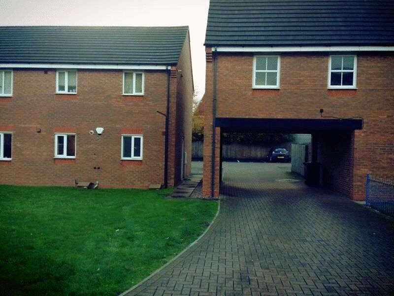 1 Bedroom Flat for sale in Manifold Way, Wednesbury