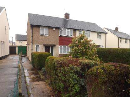 3 Bedrooms Semi Detached House for sale in Whitegate Vale, Clifton, Nottingham