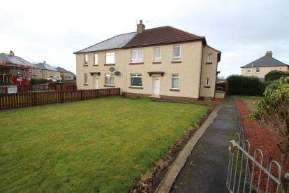 2 Bedrooms Flat for sale in Clark Drive, Irvine, North Ayrshire