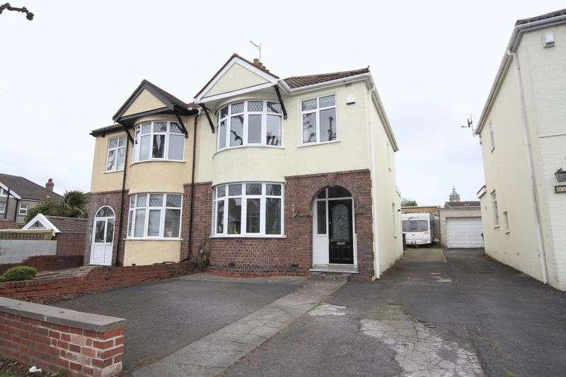 3 Bedrooms Semi Detached House for sale in 61 Ingleside Road, Bristol