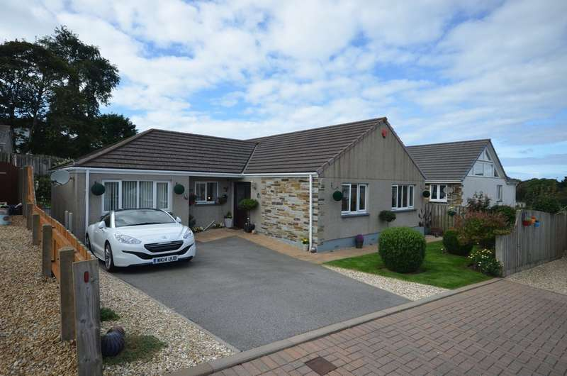 3 Bedrooms Detached Bungalow for sale in Crembling Well, Barncoose